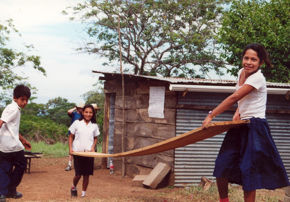 Nicaragua 2001 2