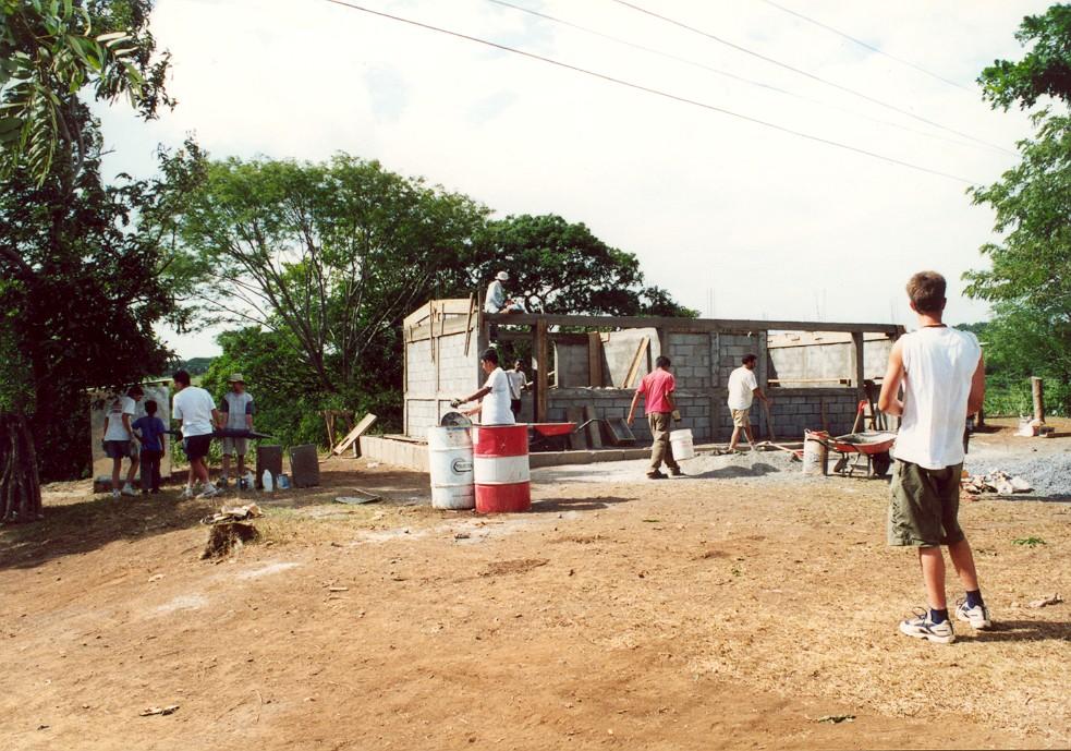 Nicaragua 2001